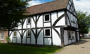 14th Century Timber Framed House York