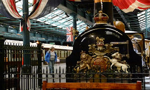 Royal Trains from Queen Victoria's reign